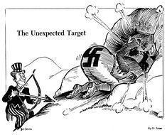 11 Interesting World War II-Era Cartoons By Dr. Seuss - BuzzFeed News.