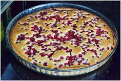 Nonnula: Maailman helpoin ja nopein marjapiirakka. Tiramisu, Acai Bowl, Food And Drink, Bread, Baking, Breakfast, Ethnic Recipes, Desserts, Acai Berry Bowl
