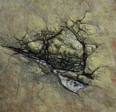 cracks-textile by Helen Suzanne, via Flickr