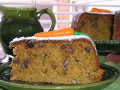 Pastel de Zanahoria y Naranja Flan, Banana Bread, Desserts, Sweet Cookies, Crack Cake, Pastries, Food, Recipes, Breads