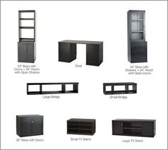 Build Your Own - Logan Modular Cabinets