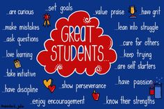 """""""As we celebrate the closing of another great school year - and planning for success for next year - honoring great students and great teachers everywhere ‼️💙📚‼️ Learn English Grammar, English Writing Skills, English Fun, English Idioms, English Study, English Vocabulary, English Tips, Learning English, Esl Lessons"""