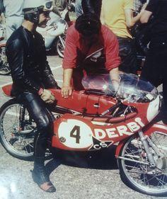 Salvador Cañellas - Derbi 50 cc - 1967