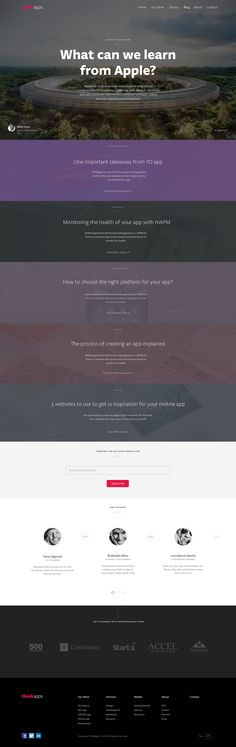 Dribbble - blog_alt_layout.png by Unity