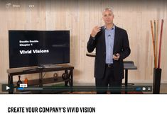 Do you know how to create your companys vivid vision? What do you want your company to become? What are you strengths and weakness? What is your value proposition? Answer these questions and you have the makings of your company vivid vision Internet Marketing, Online Marketing, Digital Marketing, Make Money Online, How To Make Money, Motivational Videos For Success, Your Strengths And Weaknesses, Value Proposition, Marketing Professional