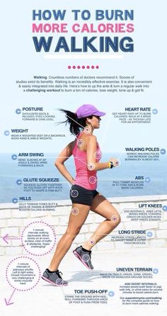 How to increase the amount of calories you burn during a walk workout for more read www.thejogblog.co.za