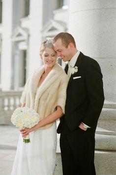 Winter Wedding Fur, Winter Wedding Bridesmaids, Winter Bride, Winter Wonderland Wedding, Christmas Wedding, Vintage Fur, Vintage Bridal, Bling Wedding, Dream Wedding