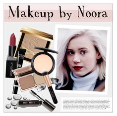 """Makeup by Noora"" by totheedgeofparadiise ❤ liked on Polyvore featuring beauty, Burberry, Bobbi Brown Cosmetics, MAC Cosmetics and Anja"