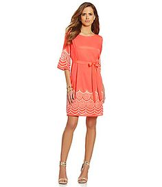 Gianni Bini Sierra Fan Fav Dress #Dillards