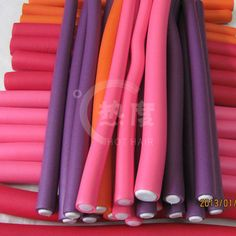 2013 hot product hair curler soft twist hair rollers hair roller cheap rollers prices