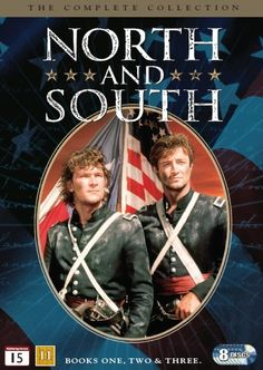 North and South: The Complete Series (DVD) Kr. 179,00 http://cdon.dk/film/north_and_south%3a_the_complete_series-20967273