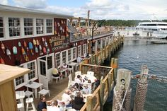 Stewman's Downtown Lobster Pound, Bar Harbor - Menu, Prices & Restaurant Reviews - TripAdvisor