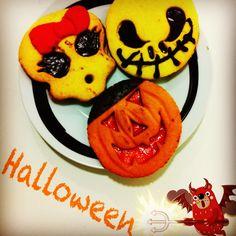 Merienda de Halloween