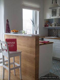 Cucina in stile in stile Rustico di Izabela Widomska Interiors