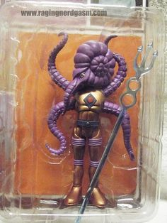 Astro-Nautilus from The Outer Space Men by 4 Horsemen Studios Nautilus, Tentacle, Outer Space, Studios, Halloween, Toys, Check, Photos, Men
