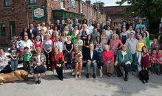 Coronation Street cast