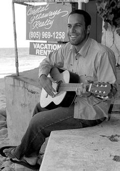 He has the greatest life - music, surfing, film making