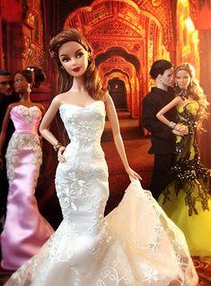 #formal evening gowns barbie dolls [missbeautydoll] qw [4]
