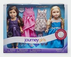 Journey Girls Limited Edition Celebration Collection Gift Set - Toys R Us - http://fave.co/2cClsLn