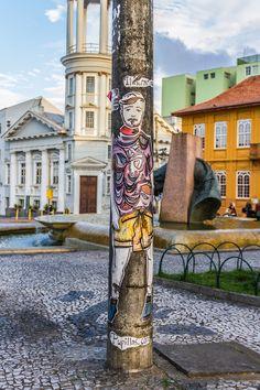 Largo da Ordem - Curitiba  by Jurandir Coelho , via 500px