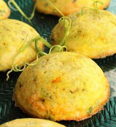 Petits Flans de Chouchou au Curcuma et Gingembre Frais #semaine créole #somèn kréol - Ma Cuisine Bleu Combava