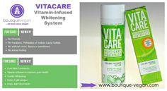 #Vitacare Vitamin Infused Dental Care!