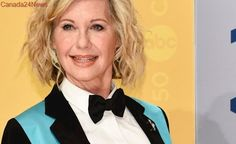 Olivia Newton-John says she has breast cancer, cancels June events in Canada, U.S.