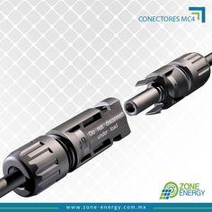 Conector MC4 para conexion en paneles solares Tico MC4. Energia solar Cabo Cabo, Solar Power System, Solar Panels, Home, Accessories