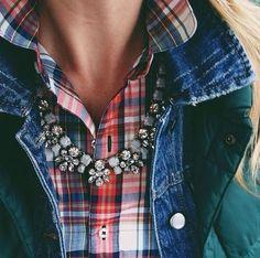30 Ways to Wear a Flannel Shirt