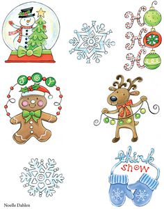Vintage Christmas Cards CD-ROM and Book by Carol Belanger Grafton - Dover Publications - FULL PAGE  1