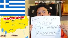 Just because it's close? Protest in Greece for Macedonia