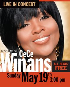 BT Event - CeCe Winans - Live In Concert! | The Brooklyn Tabernacle