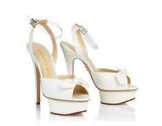 Charlotte Olympia - Serena white - http://womenspin.com/shoes/charlotte-olympia-serena-white/