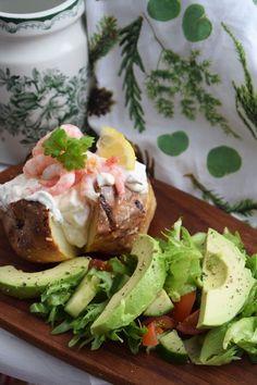 Bakad potatis med västerbottensskagen | Smaskelismaskens | Bloglovin'