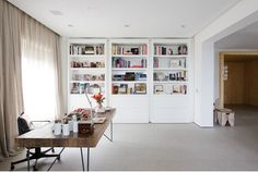 Hidden Rooms in a Brazilian Home — House of the Day | Apartment Therapy