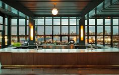 10 Sexiest Hotel Bars in NYC