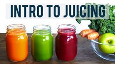 Health benefits of juicing, juice cleansing and my personal tips and tricks to make your juicing experience awesome + 3 YUMMY RECIPES!