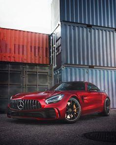 Mercedes AMG GT...