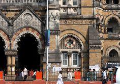 Mumbai Victoria Station