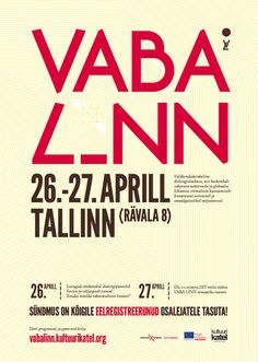 VABA LINN by Johannes Naan, via Behance
