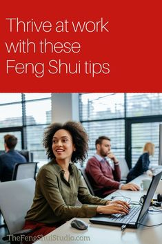 Feng Shui offers many tips to improve the energy around work and career. Use these Feng Shui tips to create your Feng Shui Home and Office. Feng Shui Basics, Feng Shui Principles, Feng Shui Tips, Feng Shui Studio, Feng Shui Office, Feng Shui Energy, Feng Shui Design, Feng Shui Bedroom, Good Luck To You