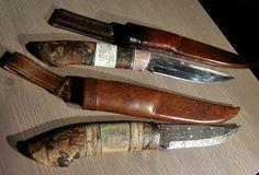 två scrim knivar