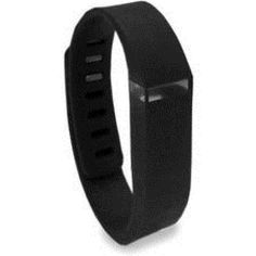 Smart Buddie Fitbit Flex Single Activity Tracker Band and Charger Black Large #SmartBuddie