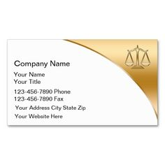 281 best attorney business cards images on pinterest in 2018 attorney business cards reheart Images