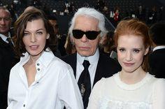 Octavo día en la París Fashion Week: Chanel