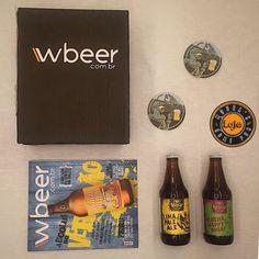 Essa daqui é o beerbox da edição de Janeiro/2017 da @wbeeroficial  ___ Mais uma vez trazendo do mundo todo pra Laje agora direto do Peru!  ___ Assim que degusta-las aparecerão aqui novamente! Cheers!  #bebomelhor #bebalocal #bebamenosbebamelhor #mulherescervejeiras #beergirl #beergeek #lajehomepub #beerporn #pornbeer #beergasm #instabeer #beergram #beerphoto #beeroftheday #beerbox #beerpack #cervejaartesanal #cerveza #birra #biere #beer #bier #breja #confraria27 ___
