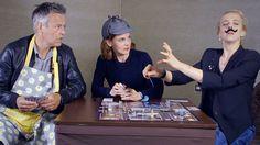 How'd Gatiss and Moffat choose the SDCC Sherlock attendees? Priceless ... MASTERPIECE | Sherlock, Season 4 - Cluedo | PBS