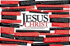 Jesus Quotes - Posters