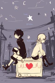 Аниме картинки любовь на расстоянии, персонажи картинки