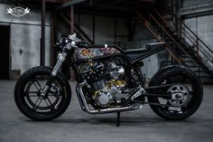 RocketGarage Cafe Racer: GSX 1100 CC